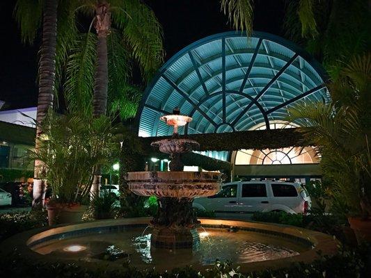 Photo of Candy Cane Inn - Anaheim, CA, United States. Aim entrance/ lobby.