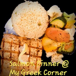 My Greek Corner On Yelp