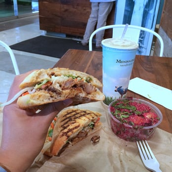 Mendocino Farms 297 Photos 583 Reviews Sandwiches 300 S Grand Ave Downtown Los Angeles Ca Restaurant Reviews Phone Number