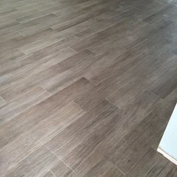 Frenchwood larch porcelain tile from
