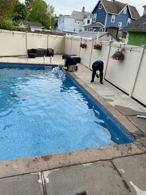 Pool Doctor Contractors Inc 4724 Arthur Kill Rd Staten Island Ny Swimming Pools Private Mapquest