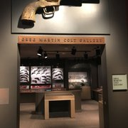 Photo of Autry Museum of the American West - Los Angeles, CA, United States. huge collection of Colts