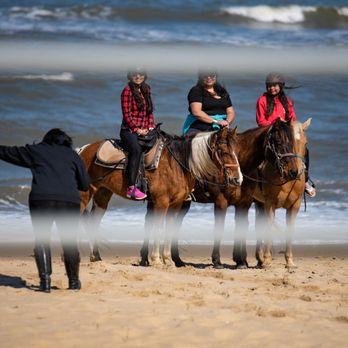 Virginia Beach Horseback 165 Photos