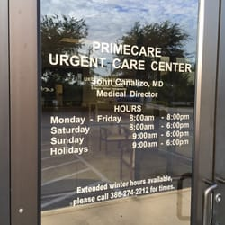 Urgent Care In Port Orange Yelp