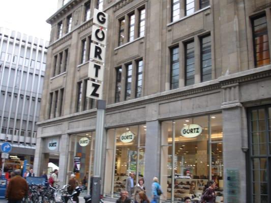 Görtz Schuhe Zeppelinstr. 4 8, Neumarkt Viertel, Köln