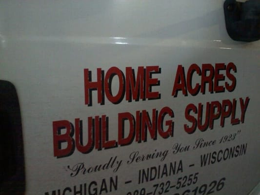Home Acres Building Supply 2855 D And M Dr Gaylord Mi