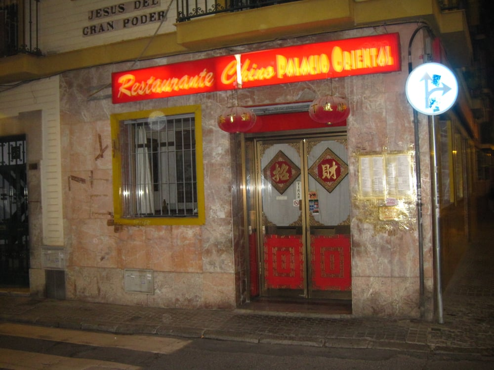 Palacio Oriental Chinese Calle Jesús Del Gran Poder 63 San Lorenzo Sevilla Spain Restaurant Reviews Phone Number Yelp