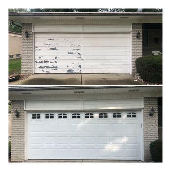 Above The Rest Garage Doors 33 Photos, Garage Door Repair Warren Mi