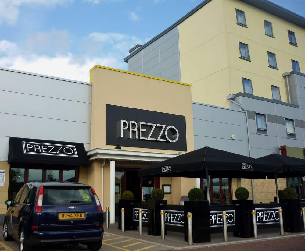 Prezzo Italian Unit 2 Coliseum Way Ellesmere Port