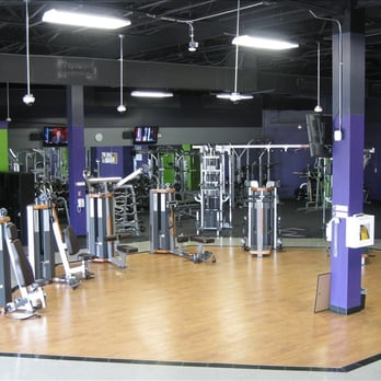 Anytime Fitness From 19 Groupon