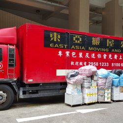 East Asia Moving & Packing