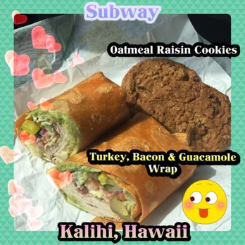 subway oatmeal raisin cookie recipe