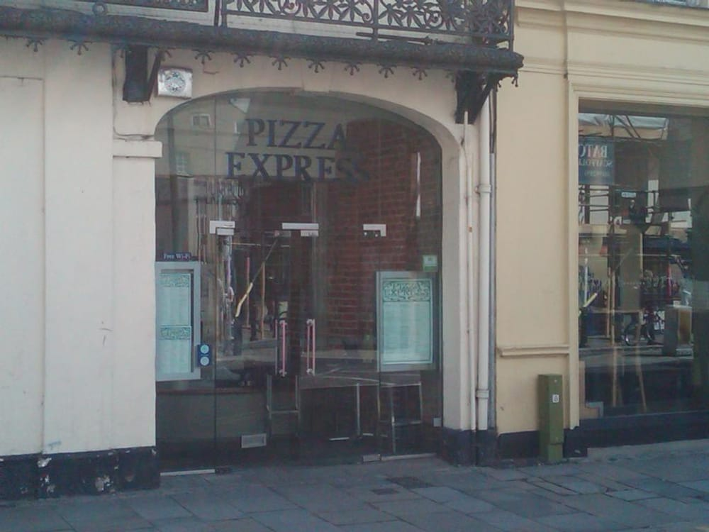 Pizza Express Pizza 80 Fore Street Hertford