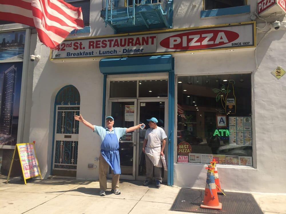 42nd Street Pizza