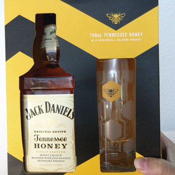 Jack Daniel's Tennessee Honey Gift Set