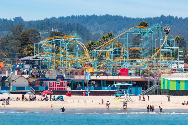 Santa Cruz Beach Boardwalk 5340