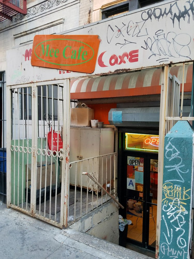 Photo of Mee Cafe - New York, NY, United States. It's all about MEE
