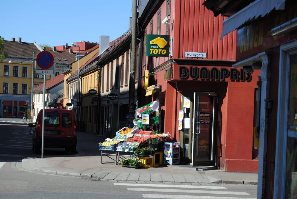 Bunnpris grønland