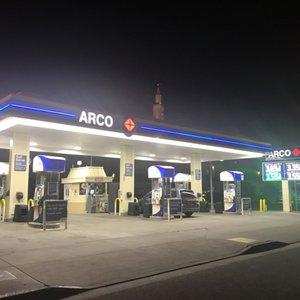 Arco Gas Station Near Me >> Arco Gasoline 12 Reviews Gas Stations 10801 Santa