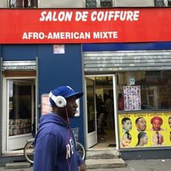 Salon de Coiffure Afro-Americain Mixte - - Friseur - 8 rue ...