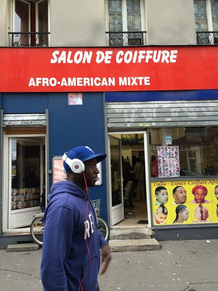 Salon de coiffure afro-americain mixte - Friseur - 8 rue ...