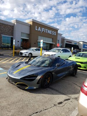 La Fitness 4100 William Penn Hwy Ste 43 Monroeville Pa Health Clubs Gyms Mapquest