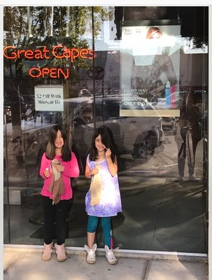 Great Capes For Hair 2415 Shattuck Ave Berkeley Ca Unknown Mapquest