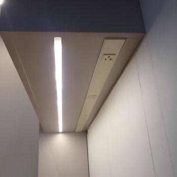 Led Under Cabinet Lights Electrical Plug Mold Yelp