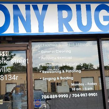 Tony's Rugs Cleaning & Repair Service
