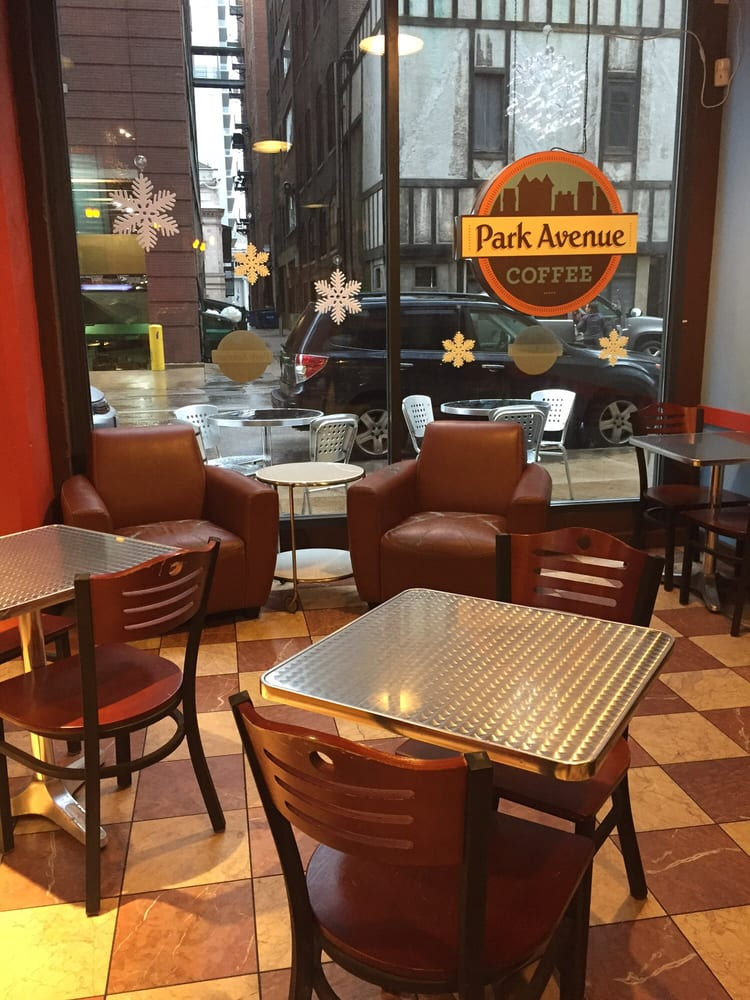 Park Avenue Coffee Downtown 227 Photos 218 Reviews Coffee Tea 417 N 10th St Downtown Saint Louis Mo Phone Number Menu