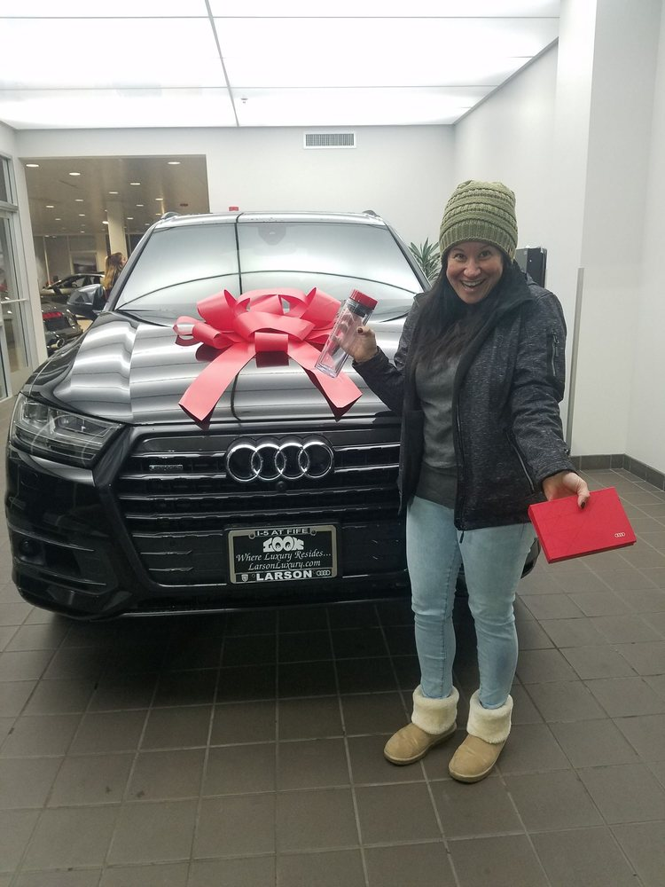 audi tacoma sales updated covid 19 hours services 45 photos 127 reviews car dealers 1701 alexander avenue e fife wa phone number yelp audi tacoma sales updated covid 19