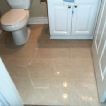 Polished Porcelain Tile Not As Slippery