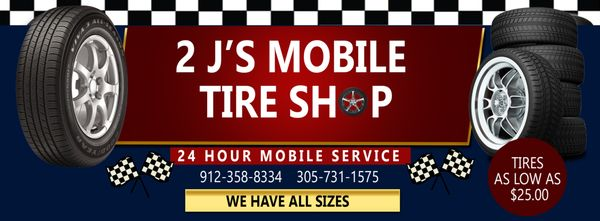 2JS Mobile Tire Shop