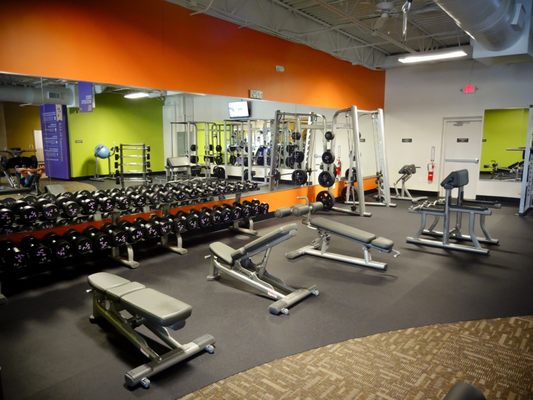 Anytime Fitness 2563 Hawkins Ave Sanford Nc Health Clubs Gyms Mapquest