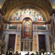 Photo of Cathedral of St. Matthew the Apostle - Washington, DC, United States. The front of the church.  Beautiful!