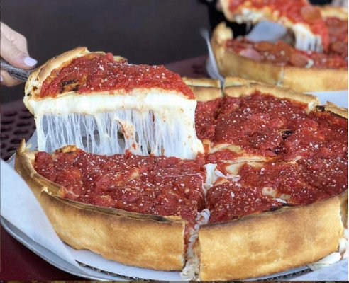 Amore Taste of Chicago 4330 E Sunset Rd Henderson, NV Pizza - MapQuest