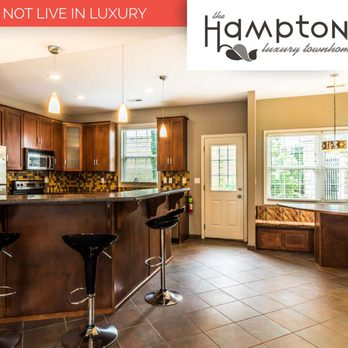 The Hamptons Luxury Townhomes Request