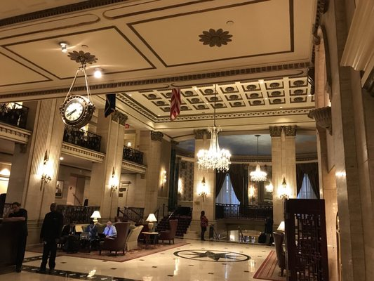 The Roosevelt Hotel 580 Photos 959 Reviews Hotels 45 E 45th St Midtown East New York Ny Phone Number Closed Yelp