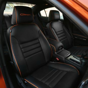 Awe Inspiring Dodge Charger Katzkin Leather Seat Covers Yelp Gmtry Best Dining Table And Chair Ideas Images Gmtryco
