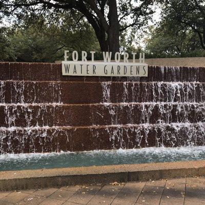 Fort Worth Water Gardens 1500 Commerce St Fort Worth Tx Water Garden Pond Construction Mapquest