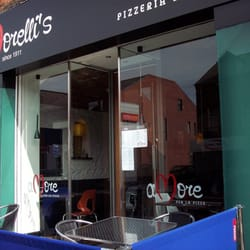 Top 10 Pizza Places Near Honest Pizza Company In Belfast Yelp
