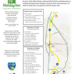 Holiday Inn El Paso West - Sunland Park - 33 Photos & 14