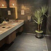 Photo of IPIC Theaters - Atlanta, GA, United States. Bathroom