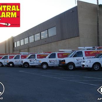 Central Alarm Security Systems 2550, Central Alarm Tucson Jobs