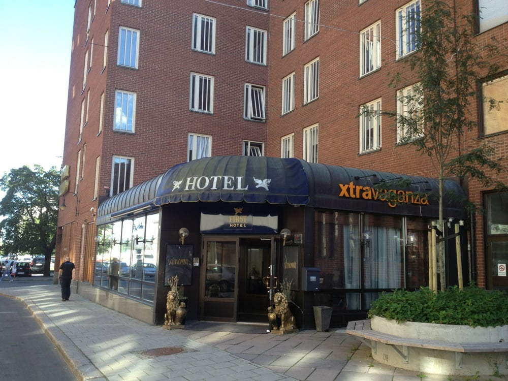 first hotel sundsvall