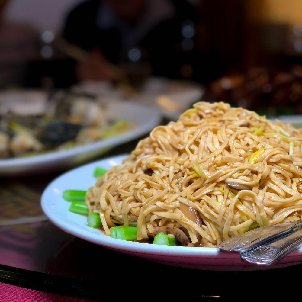 e -fu longevity noodles - yelp