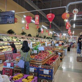 asian food center bellevue washington