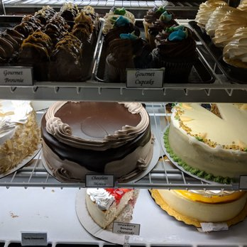 Blue Ribbon Is Known For Their Pies And Cakes Yelp