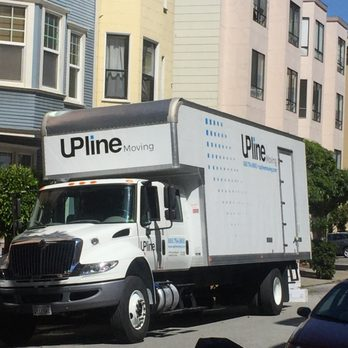 Upline Moving on Yelp