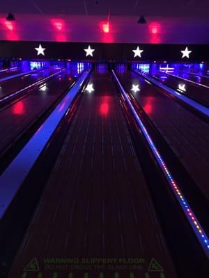 Hollywood Bowl Bowling Springfield Quay Kinning Park